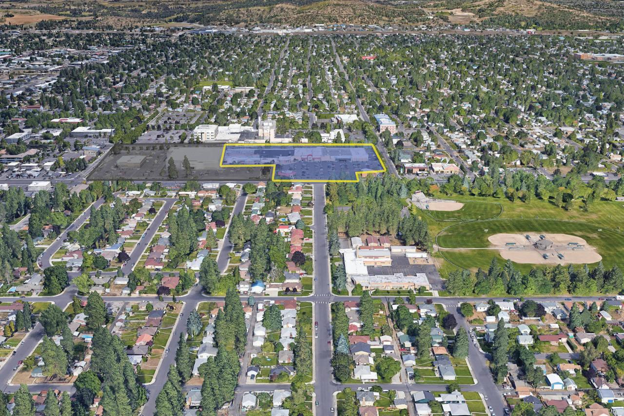 Spokane WA: Franklin Park S.C. - Retail Space - Kimco Realty