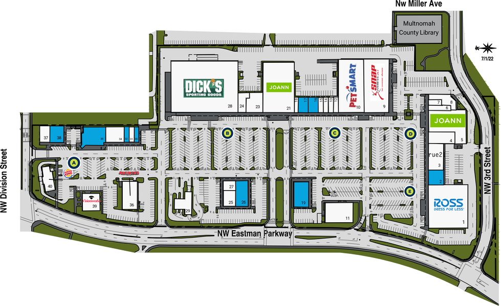 Site Plan (Opens in a New Window)